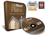 My Shed Plans - Over 12,000 Plans
